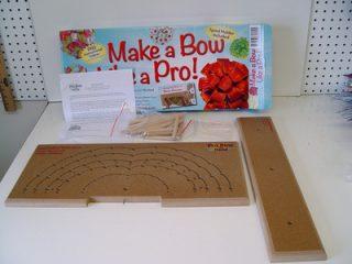 Make a bow like a pro!